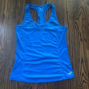 Runner Tank with Reflective Fabric